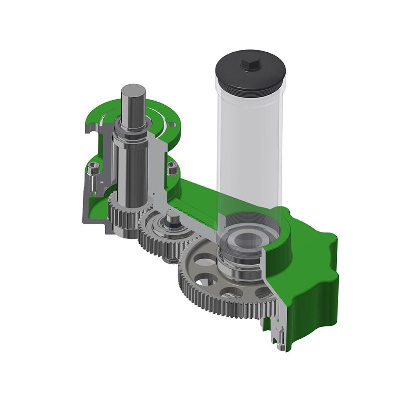 ivm-f12-spur-gear-rising-stem-base-cutaway